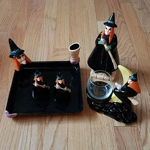 Other - BeWITCHing Halloween Decor Collection